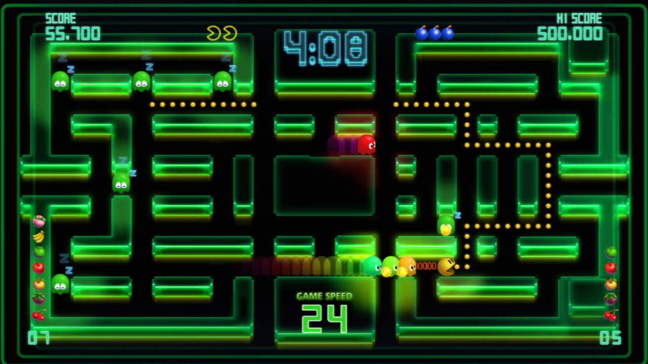 PAC-MAN Championship Edition DX+ (STEAM GIFT / RU/CIS)