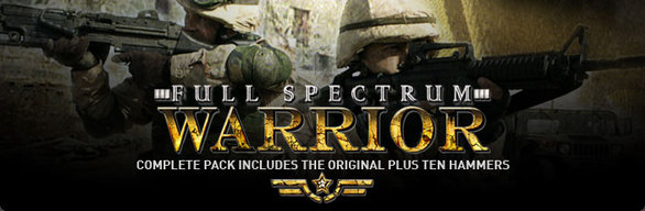 Full Spectrum Warrior Complete Pack (2 in 1) STEAM GIFT