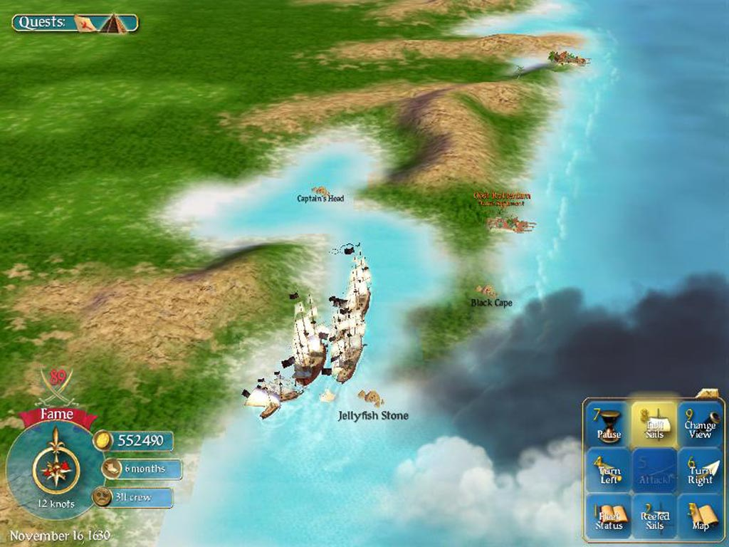Sid Meier´s Pirates! (STEAM GIFT / RU/CIS)