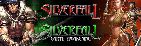 Silverfall: Complete (+ Earth Awakening) STEAM / RU/CIS