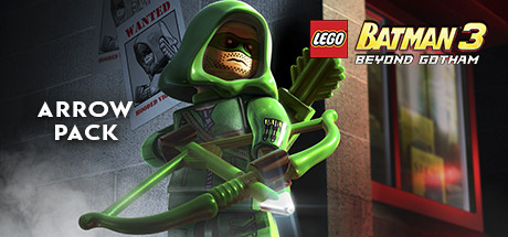 LEGO Batman 3: Beyond Gotham DLC: Arrow (STEAM /RU/CIS)