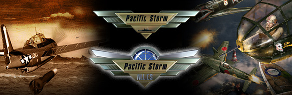 Pacific Storm + Pacific Storm Allies Pack (STEAM)