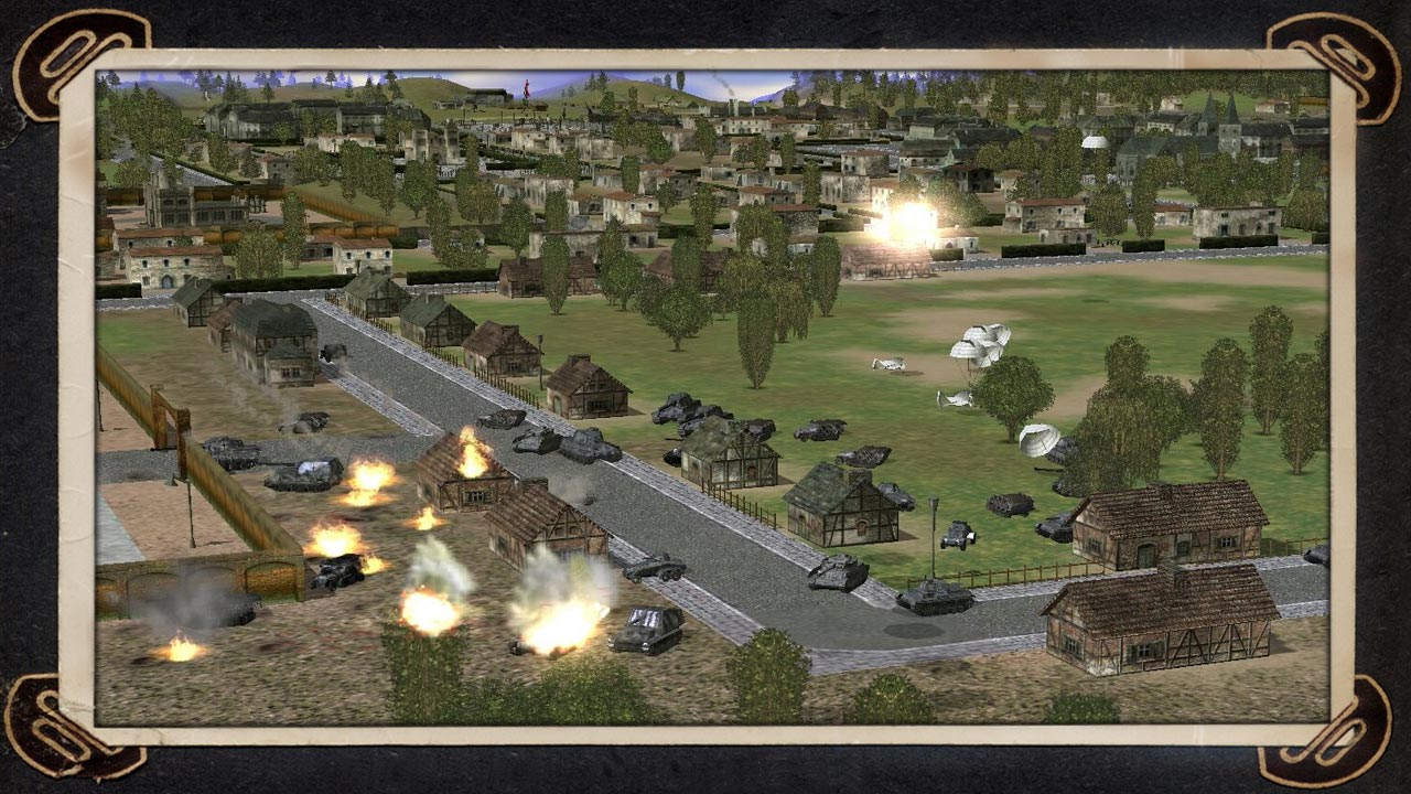 World War II: Panzer Claws (STEAM KEY / ROW)