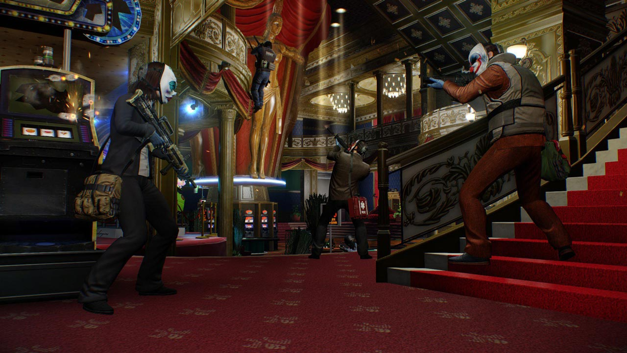 download payday 2 the golden grin casino heist