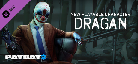 PAYDAY 2: Dragan Character Pack (DLC) Steam Gift/RU/CIS