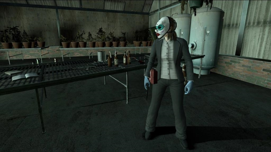 PAYDAY 2: Clover Character Pack (DLC) Steam Gift/RU/CIS