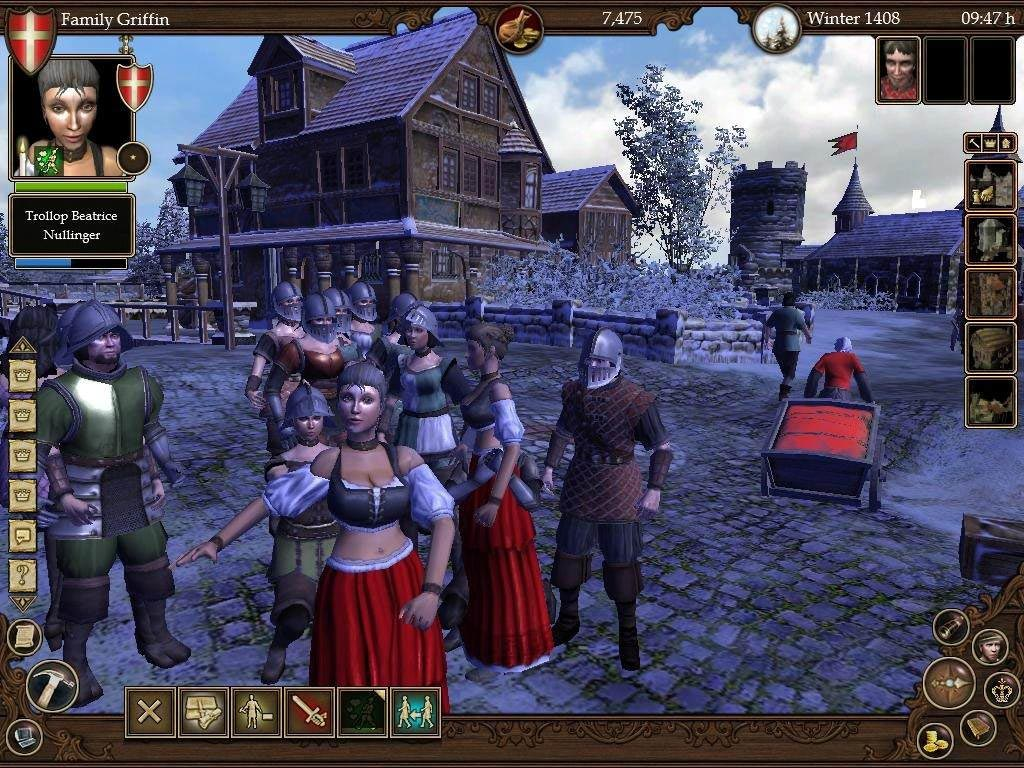 The Guild Collection (4 in 1) STEAM KEY / RU/CIS