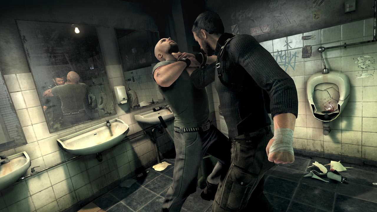 Splinter Cell 1 + DA + Conviction + Chaos Theory STEAM