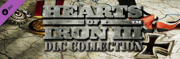 Hearts of Iron 3 DLC Collection (18 in 1) STEAM /RU/CIS