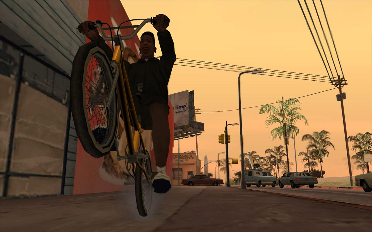 GTA: Grand Theft Auto: San Andreas (STEAM KEY / ROW)