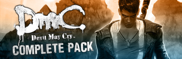 DmC: Devil May Cry Complete Pack (5 in 1) STEAM GIFT
