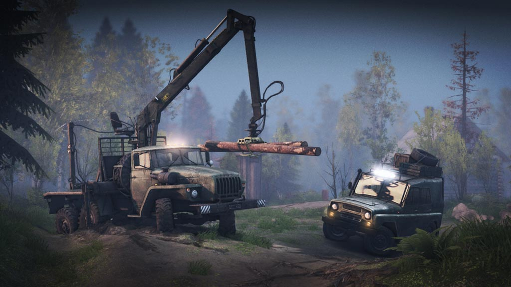 SPINTIRES (STEAM KEY / RU/CIS)