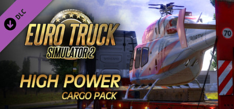 Euro Truck Simulator 2 - High Power Cargo Pack (STEAM)