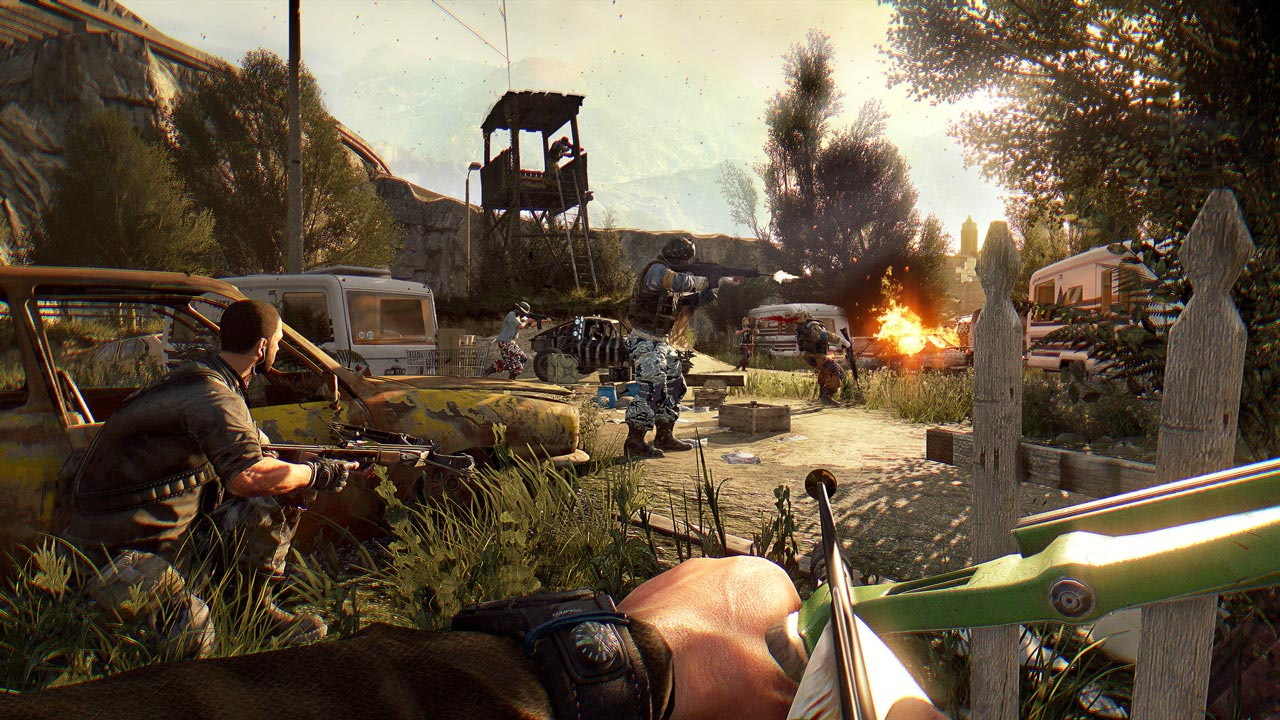 Скриншот  3 - Dying Light (STEAM KEY / RU/CIS)