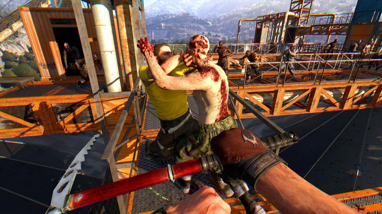 Скриншот  4 - Dying Light (STEAM KEY / RU/CIS)