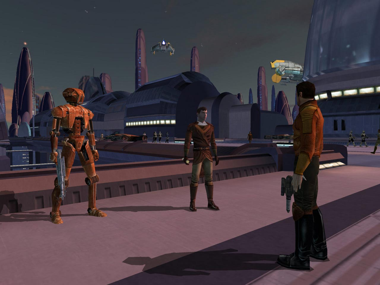 STAR WARS: Knights of the Old Republic (KOTOR) STEAM