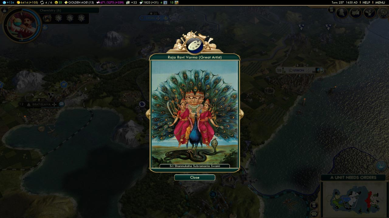 Sid Meier´s Civilization V: Brave New World (DLC) STEAM