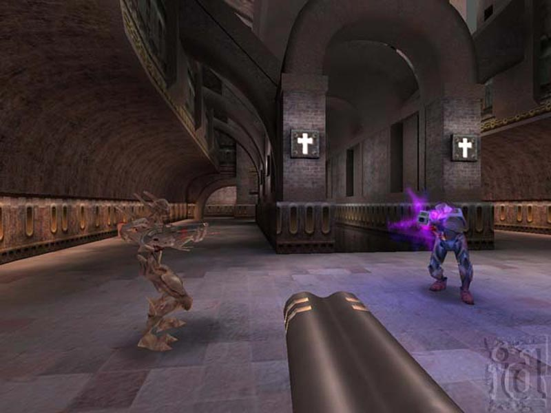 QUAKE III Arena + Team Arena (STEAM GIFT / RU/CIS)