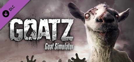 Goat Simulator: GoatZ (DLC) STEAM GIFT / RU/CIS