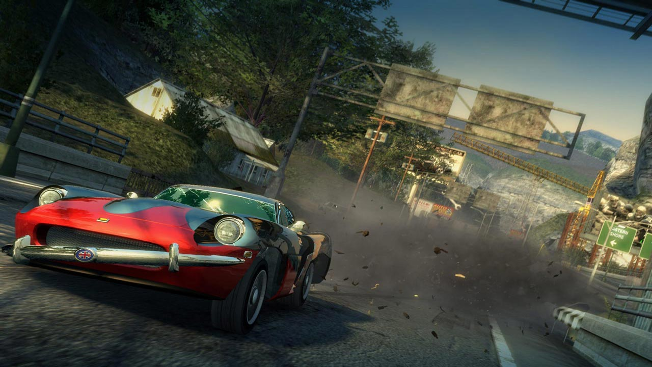 Burnout Paradise: The Ultimate Box (STEAM GIFT /RU/CIS)
