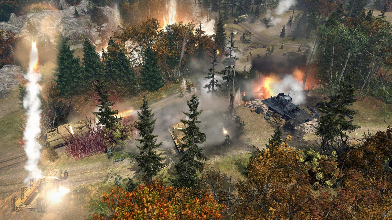Company of Heroes 2 - The Western Front Armies (STEAM)