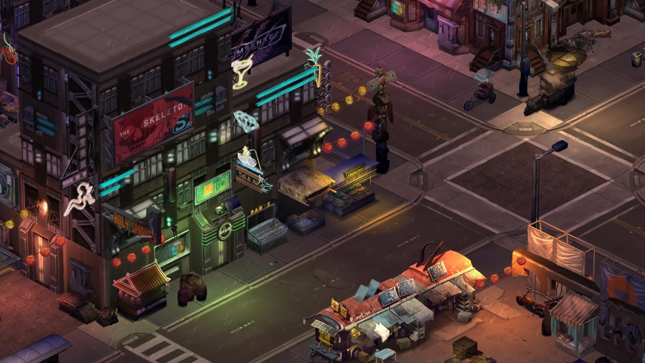 Shadowrun Returns (STEAM KEY / RU/CIS)