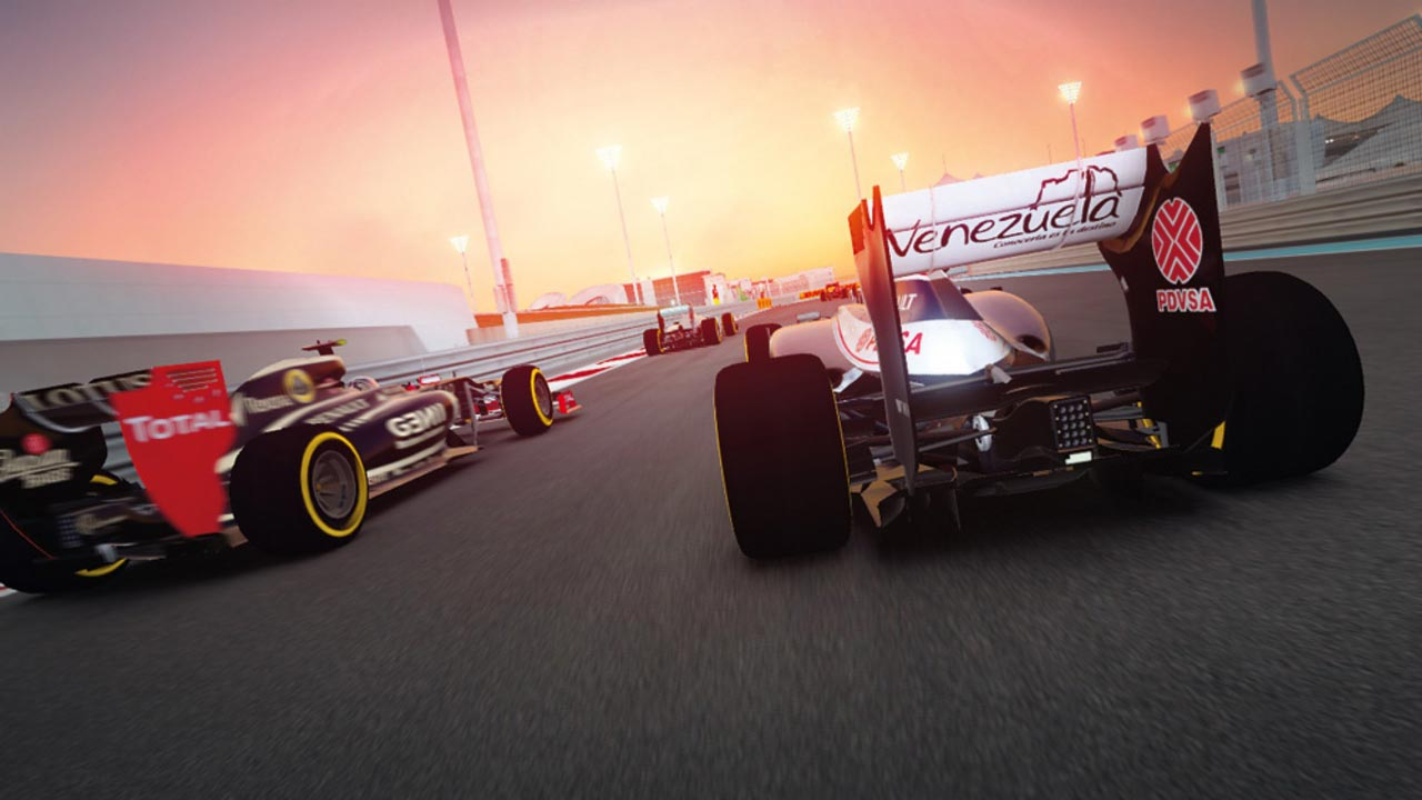 F1 2012 / Formula 1 2012 (STEAM GIFT / RU/CIS)