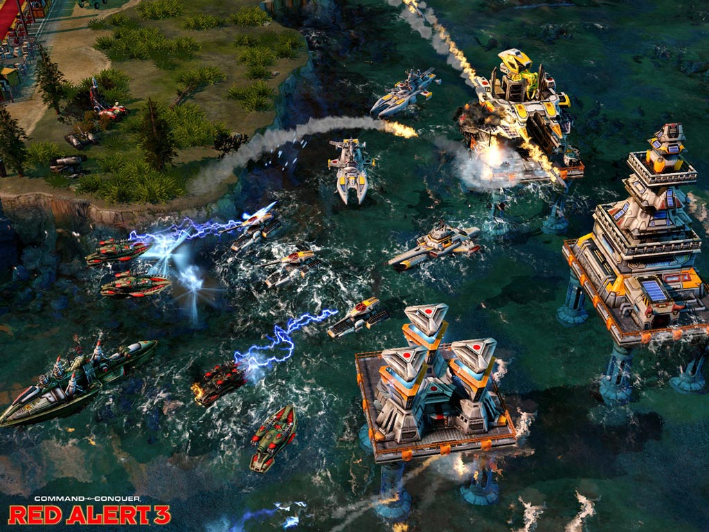 Command & Conquer: Red Alert 3 (STEAM GIFT / RU/CIS)