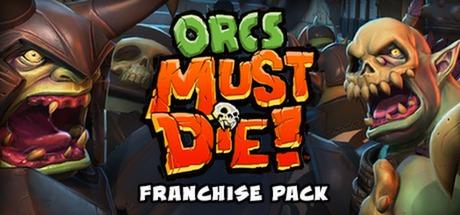 Orcs Must Die! Franchise Pack (7 in 1) STEAM / RU/CIS