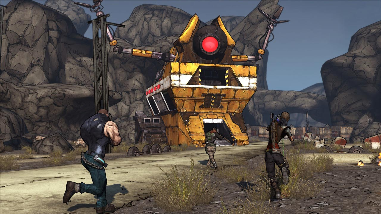 Borderlands Game of the Year Enhanced GOTY (STEAM)