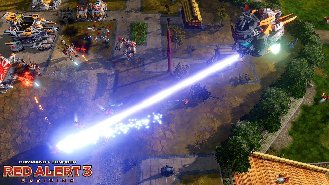 Command & Conquer: Red Alert 3 Uprising (STEAM /RU/CIS)