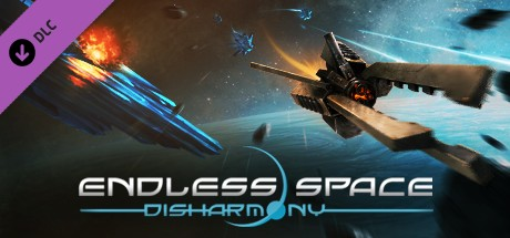 Endless Space - Disharmony (DLC) STEAM GIFT / RU/CIS