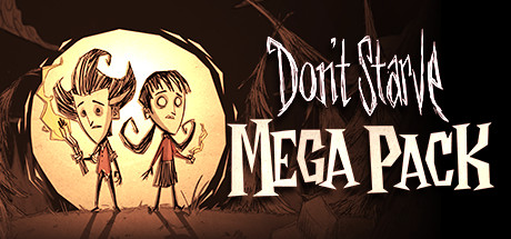 Don´t Starve + Reign of Giants + Together: MEGA PACK