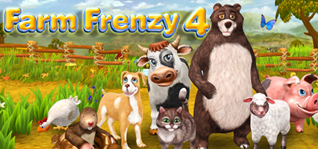 Farm Frenzy 4 (STEAM GIFT / RU/CIS)