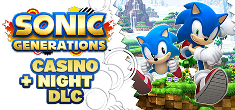 Sonic Generations Collection (+Casino Nights DLC) STEAM