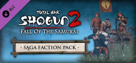 Total War: SHOGUN 2 Fall of the Samurai - The Saga FP