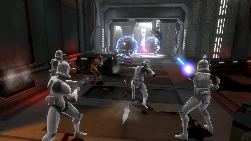 Star Wars The Clone Wars: Republic Heroes (STEAM GIFT)