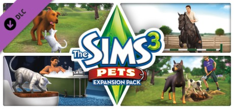 The Sims 3 Pets (DLC) STEAM GIFT / RU/CIS