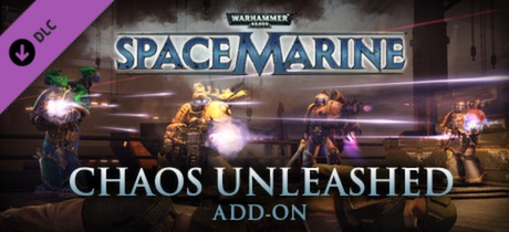 Warhammer 40,000: Space Marine Chaos Unleashed Map Pack