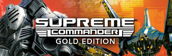 Supreme Commander + Forged Alliance (GOLD) STEAM/RU/CIS