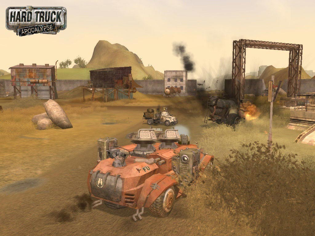 Hard Truck Apocalypse / Ex Machina (STEAM GIFT /RU/CIS)