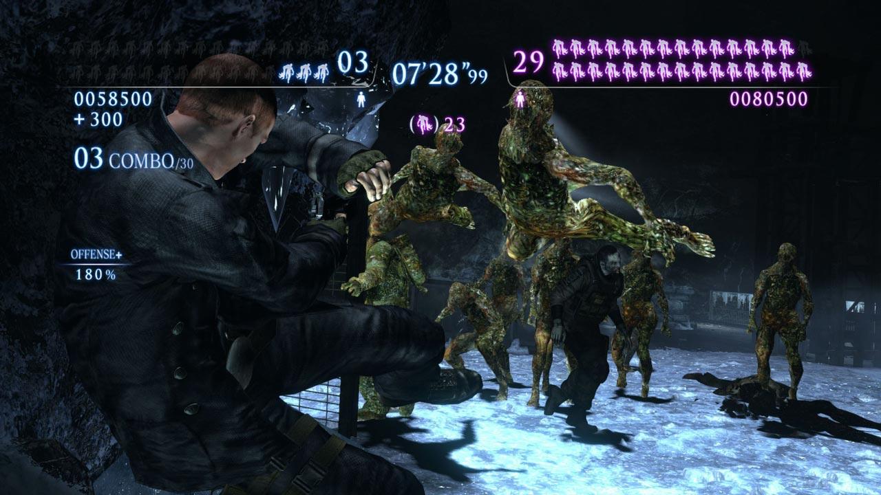 Resident Evil 6: Onslaught Mode (DLC) STEAM GIFT/RU/CIS
