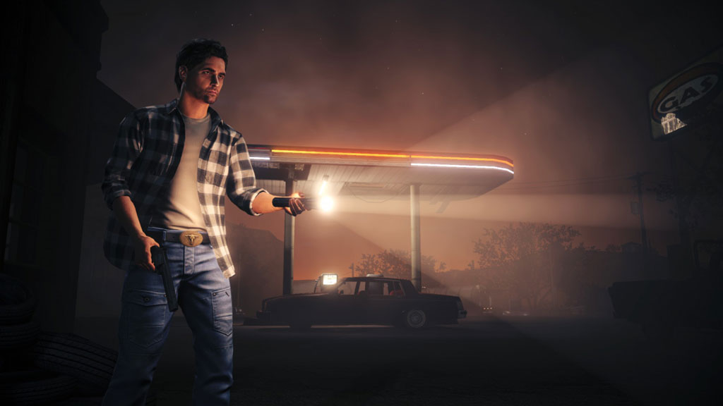 Alan Wake Franchise (+ American Nightmare + CEE) STEAM