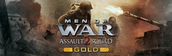 Men of War: Assault Squad 2 Gold Edition (+3 DLC) STEAM