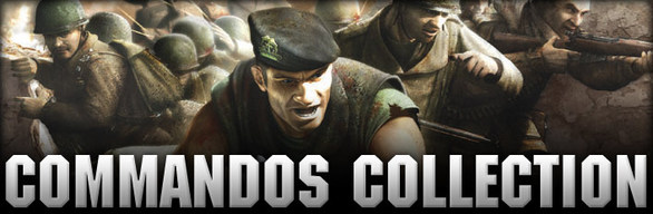 Commandos Collection Pack (4 in 1) STEAM KEY / RU/CIS