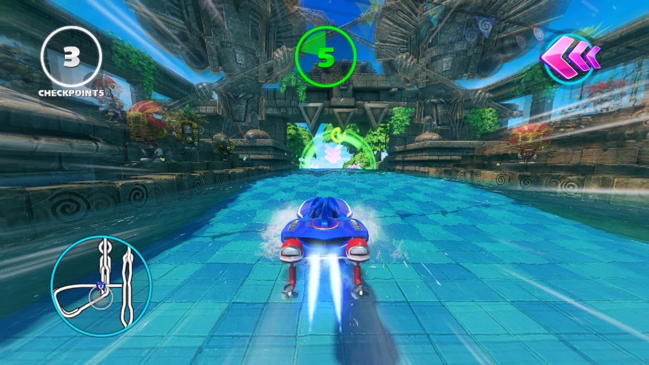 Sonic & All-Stars Racing Transformed Collection (STEAM)