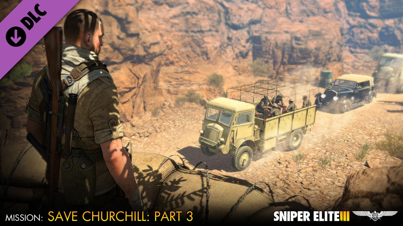 Sniper Elite 3 III - Season Pass (STEAM GIFT / RU/CIS)