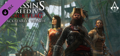 Assassin's Creed IV Black Flag Blackbeard´s Wrath Pack