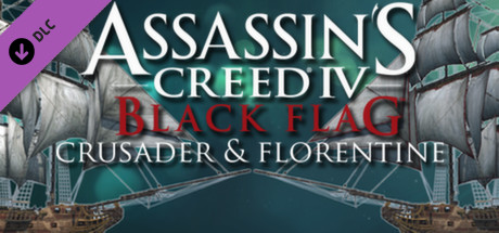 Assassin's Creed IV Black Flag Crusader & Florentine PK