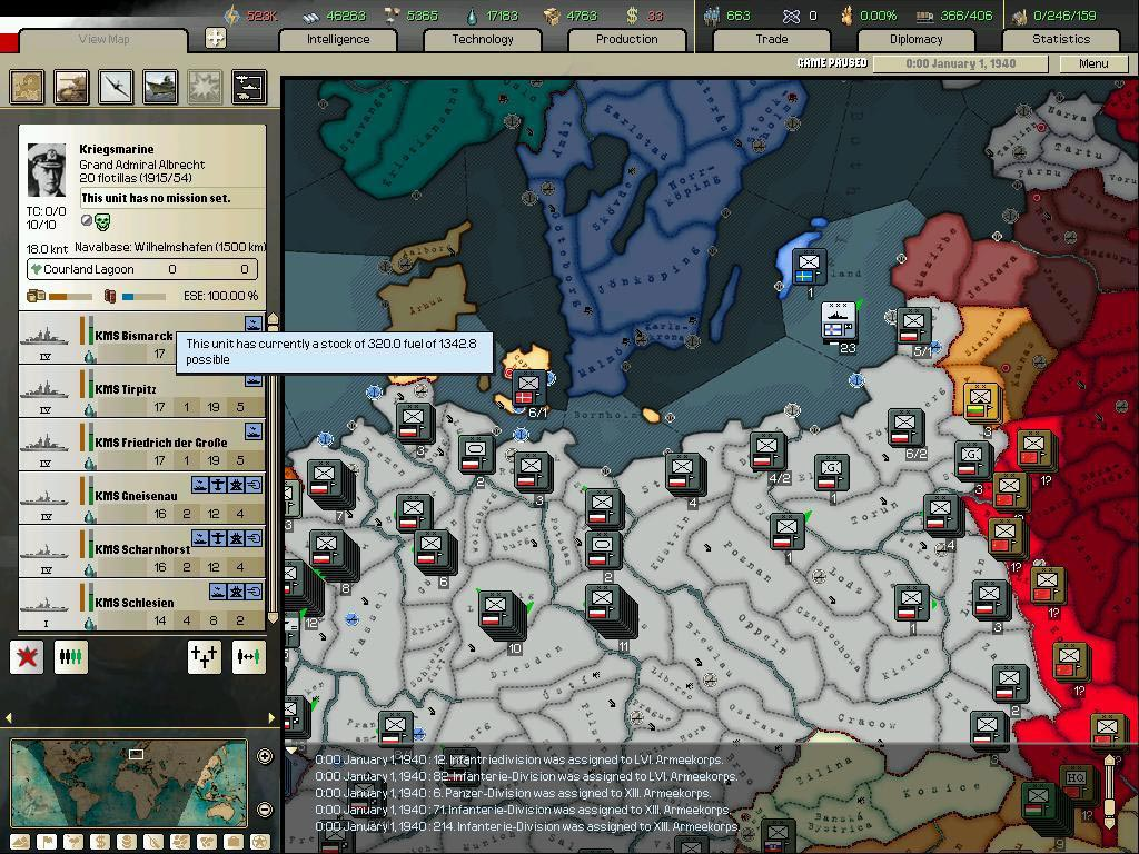 Arsenal of Democracy: A Hearts of Iron Game (STEAM)
